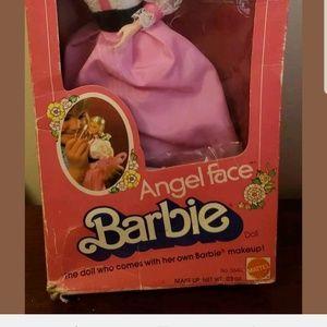 Angel Face Barbie 1982